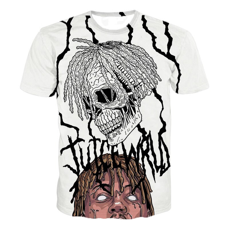 Rapper Juice Wrld 3D Printed Hoodie Sweatshirts Men Women 2020 Fashion Casual Pullover Hip Hop Streetwear Oversized Hoodies