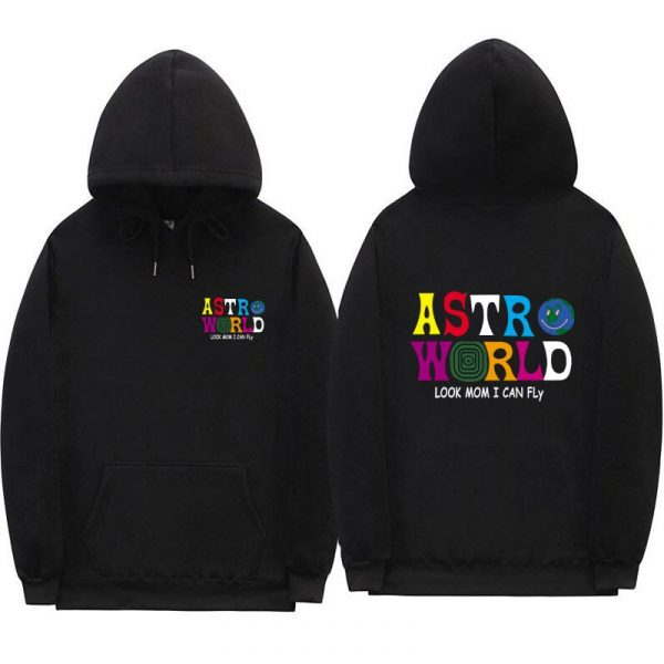 Astroworld Scattered Hoodie