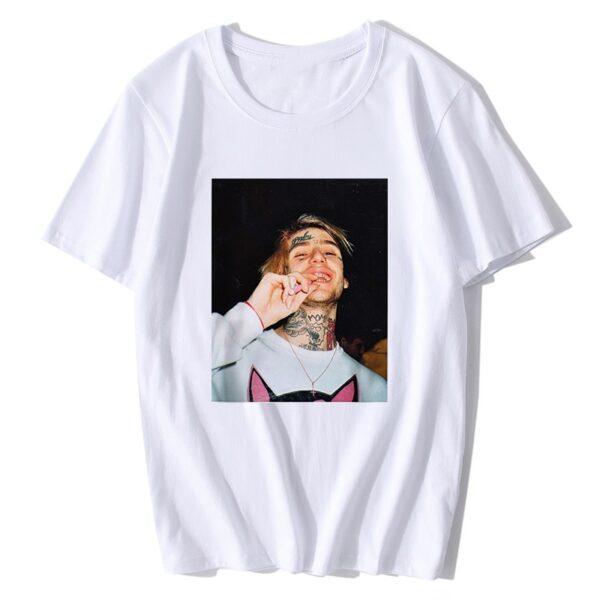 Rapper Lil Peep Shirt