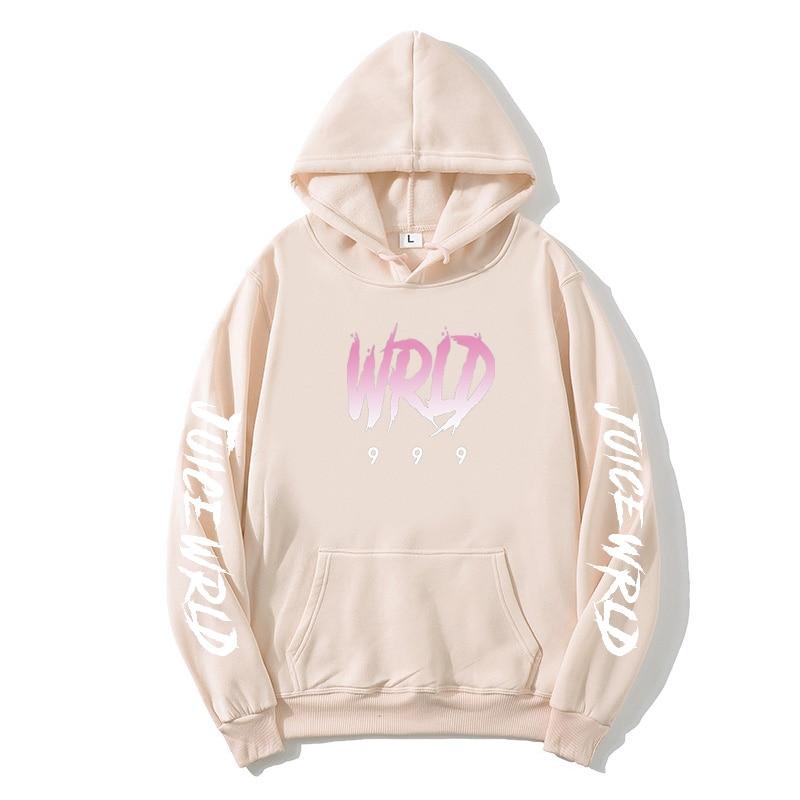 2020 black and white red J UICEWrld hoodie sweatshirt juice wrld juice wrld juicewrld trap rap rainbow glitch juice world