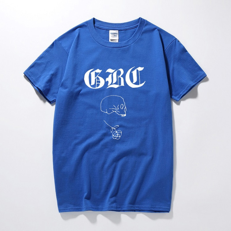 Goth Boi Clique Boy Gbc Lil Peep T Shirt Top Summer Camisetas Hombre Streetwear Fashion Cotton Short Sleeve Tee Shirts Homme