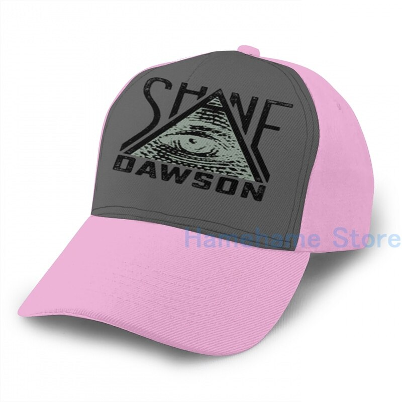 Fashion Shane Dawson All-Seeing Eye (Illuminati) Basketball Cap men women Graphic print black Unisex adult hat