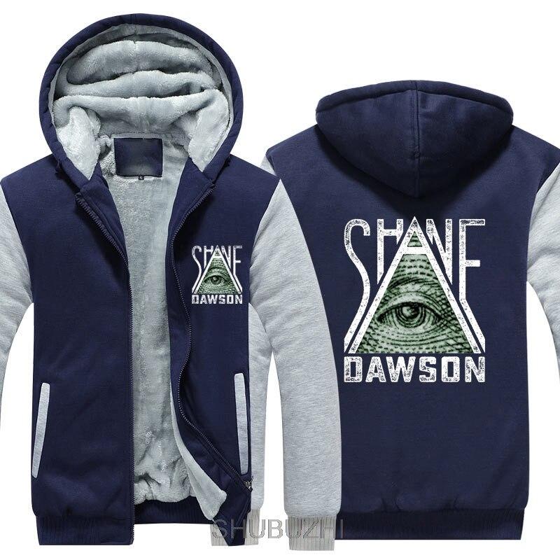 New Shane Dawson All Seeing Eyes Thicken Hoodie Shane Dawson Fleece Hoodie All Seeing Eyes Winter Warm Thicken Coat Hoodie