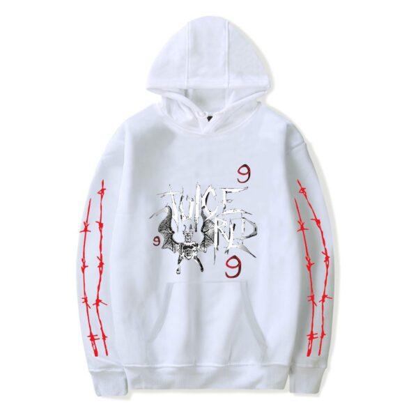 Juice Wrld Hoodies Sweatshrts Juice Wrld Hoody Casual Tops Print Hot Sale Fashion Classic Harajuku Long Sleeve Men Hooded Full