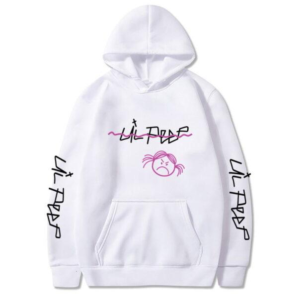 Lil Peep Hoodies Love lil.peep men Sweatshirts Hooded Pullover sweatershirts male/Women sudaderas cry baby Men Hoodie Streetwear