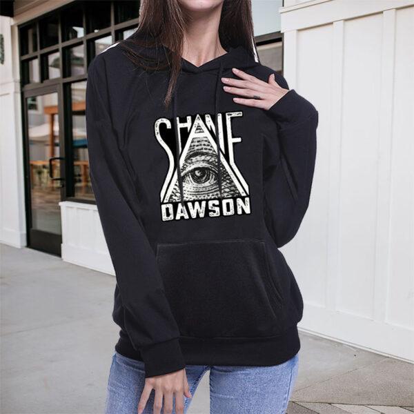 Shane Dawson Fashion Letter Hip Pop Hoodie Sweatshirt Man Woman Pullover Sweatshirt