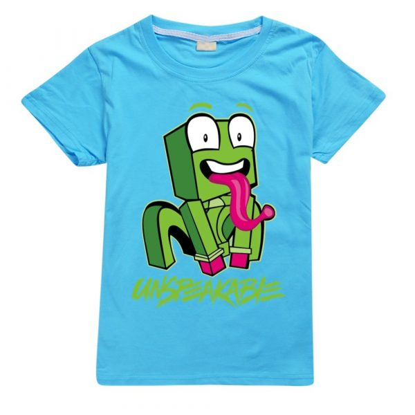 New Big Kids Clothes Girls 8 To 12 Summer T Shirt Cotton Cute Frog Unspeakable Teenage Boys Black Tops Toddler Children T-shirts