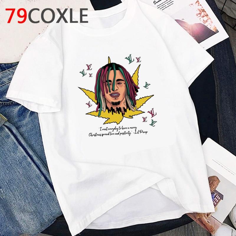 Cry Baby Lil Peep T Shirt Women Hip Hop Summer Tops Cartoon T-shirt Rip Lil. Peep Funny Graphic Kawaii Oversized Tshirt Female