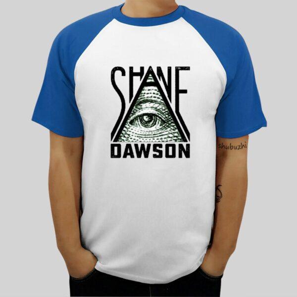 Shane Dawson All-Seeing Eye T-Shirt Unisex Classic T-Shirt summer fashion top tees new cotton tshirt male tees