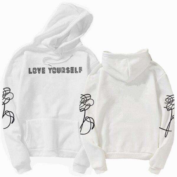 Bts hoodie official