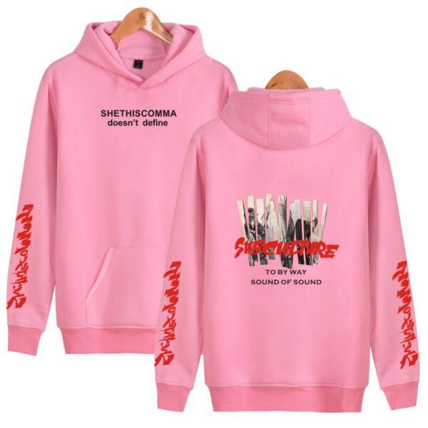 Sugarbaby JIMIN Hoodie Unisex Fashion Hoodie Long Sleeve Casual Tops K-pop Hoodie Drop ship