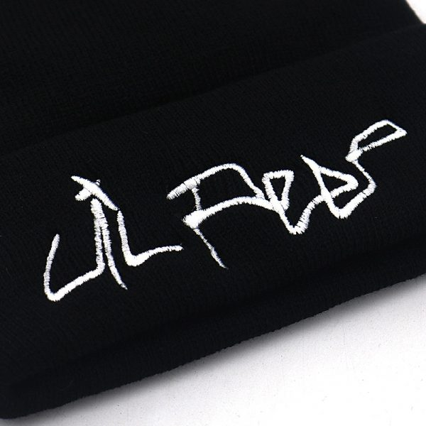 xxxtentacion Love lil.peep beanie hat men women Knit Cap Lil Peep Skullies Knitted Hats Warm Winter Unisex Ski Hip Hop cap
