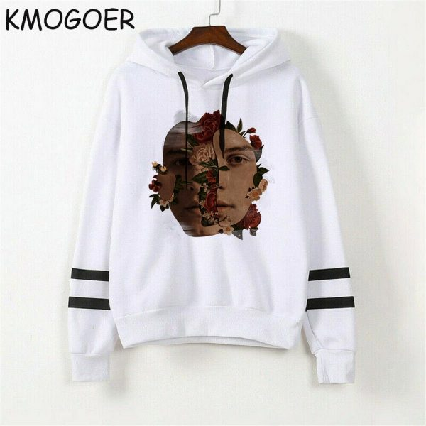 Shawn Mendes Hoodie Autumn Women Hoodies Print Hip Hop Sweatshirts Men's Long Sleeve Hoodies Pullovers Korean Coat Girls Female