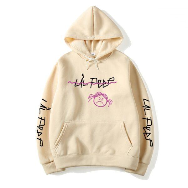 Lil Peep Hoodies Men Funny Pullover Sweatershirts Women Long Sleeve Anger Baby Hoodie Tops Coat Hip Hop Casual Plus Size Hoody