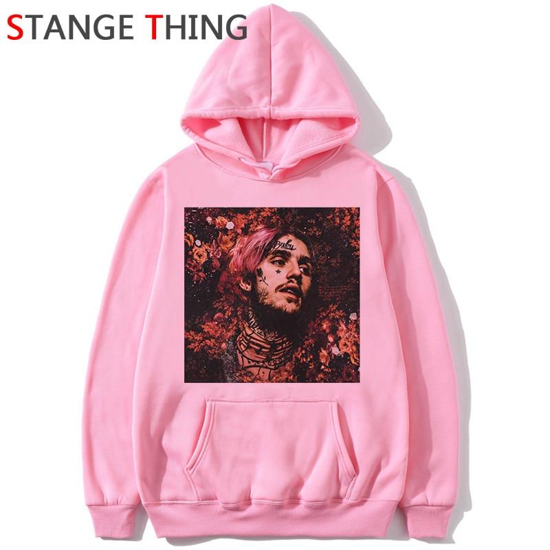 Juice Wrld Hip Hop Fashion Hoodies Men/women Xxxtentacion Streetwear Sweatshirt Lil Peep Rip Rapper Graphic Hoody Male/female