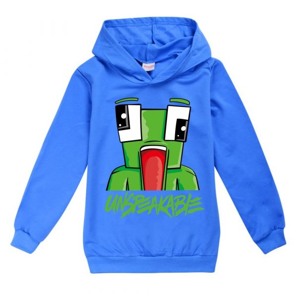 New 2020 Children Hoodies UNSPEAKABLE YOUTUBER Prestonplayz Boys Long Sleeves Kids Sweatshirt Baby Girl Clothes T shirts clothes