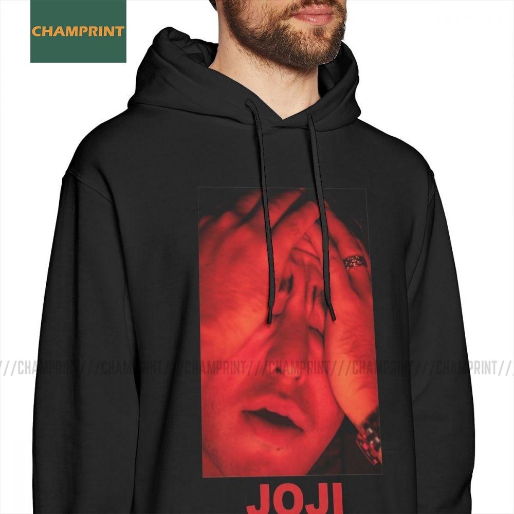 Amazing Hoodie Men Joji Purified Cotton Filthy Frank Joji Pink Guy Meme Hooded Sweatshirts Black Hooded Tops