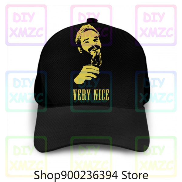 Pewdiepie Very Good Baseball Cap Mens Hats Black Hats