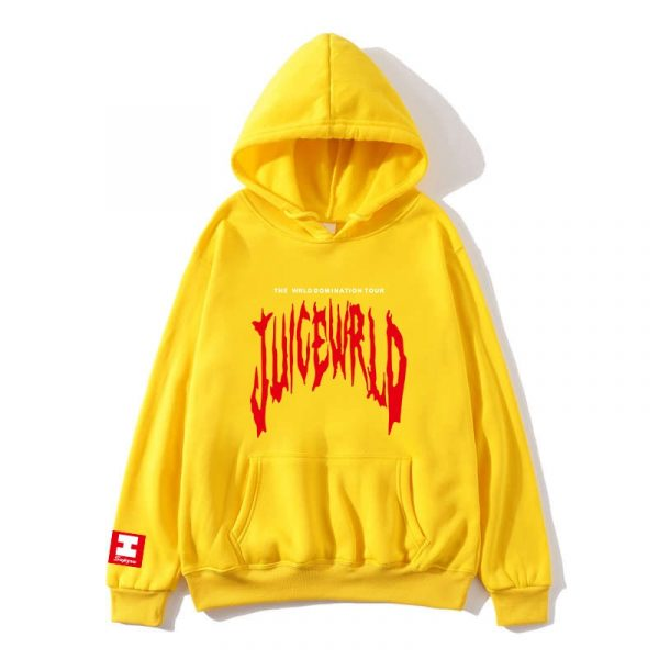 "Rapper Juice WRLD Emo trap Song ""Lucid Dreams"" Hip Hop Print Hoodie Women's/Men's Hot Top"
