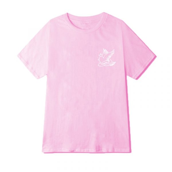 New Arrival Lil Peep T Shirts Men Cotton Short Sleeves O-neck Lil Peep swag brand Hip Hop Casual Men Women Summer Funny Tops