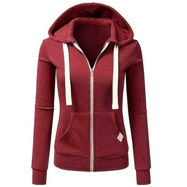 shawn mendes Women's sweatshirt Long Sleeve Patchwork Solid Color Hooded Zipper Casual Sport Coat sudadera mujer