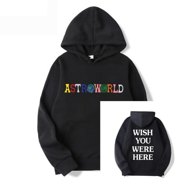 Astroworld Hoodie Real