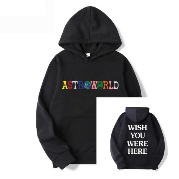 Astroworld Hoodie Real