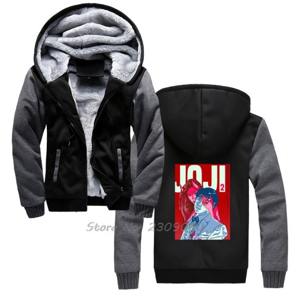 New Joji George hoodies New Arrival Flithy Frank Leisure Classic Hoodie Men Winter Keep Warm Thicken Sweatshirts Streetwear