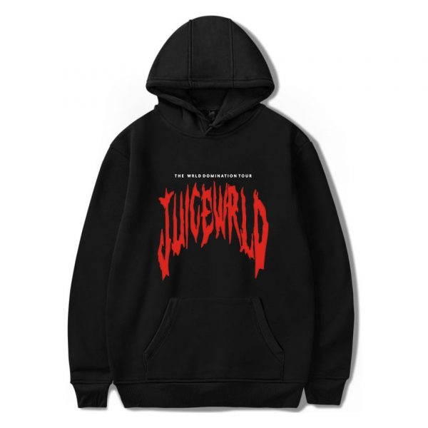 "Rapper Juice WRLD Emo trap Song ""Lucid Dreams"" Hip hop print Hooded sweatshirt Women/Men Clothes Hot Sale Hoodies sweatshirt"