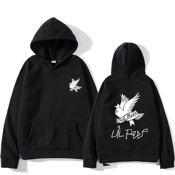 Lil Peep Hoodies Sweatshirts male/Women Fashion Casual Pullover cry baby Print Autumn Winter Hoodie Streetwear Men Coat Oversize