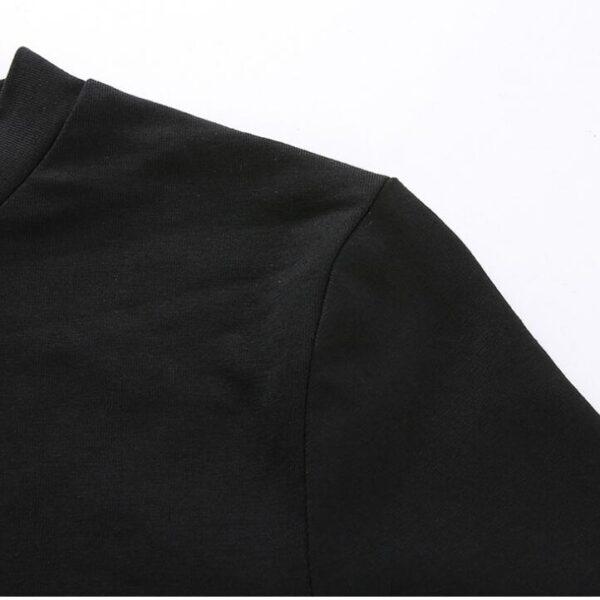 Billie Elish Fashionshow Unisex Japanese T-Shirt Harajuku Style Aesthetic Tee Hipsters Grunge Harajuku Casual Top