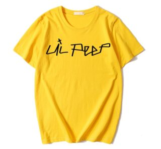 2020 Lil Peep T Shirts Men Cotton Short Sleeves O-neck brand Hip Hop Casual Funny t shirt Unisex Tees Hipster Tops Streetwear