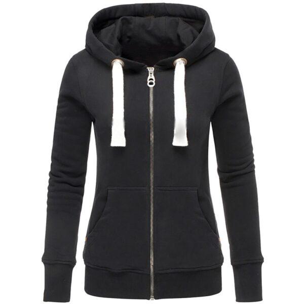 shawn mendes Women's sweatshirt Ladies Solid Hooded Zipper Long Sleeve Sweatshirt Pullover Tops Shirt sudadera mujer