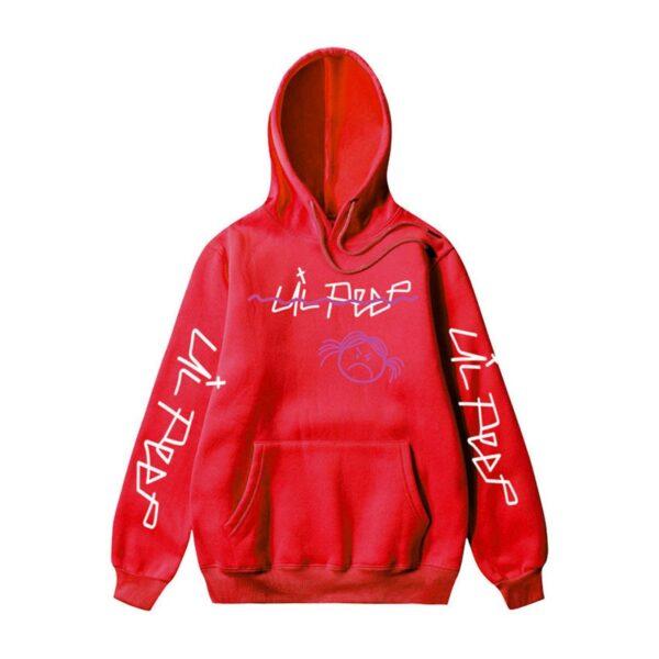 Lil Peep Hoodies Love lil.peep Men Women Winter Fleece Hoodie Sweatshirts Pullover sudaderas cry Baby Male Streetwear Hoody Tops
