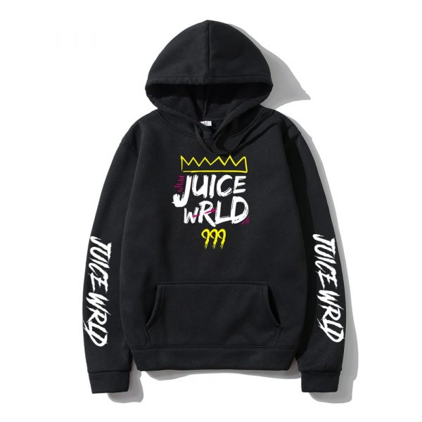 Juice WRLD Hoodies Men Women Sweatshirts Autumn Winter Hooded Harajuku Hip Hop Casual Hoodie High quality fleece pullovers Hoody