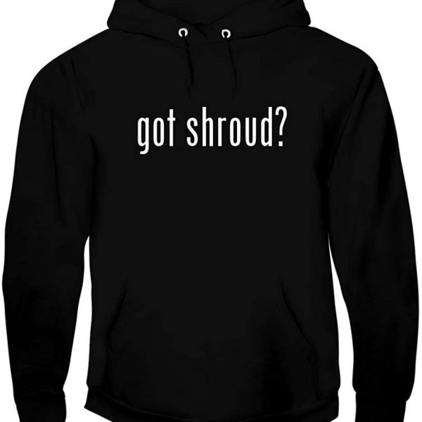 got shroud? - Men's Soft Graphic Hoodie Sweatshirt