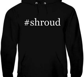 #shroud - Men's Hashtag Soft Graphic Hoodie Sweatshirt