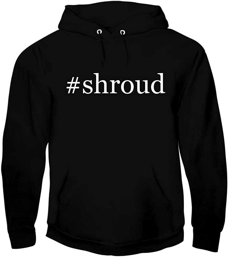 #shroud - Men's Hashtag Soft Graphic Hoodie Sweatshirt