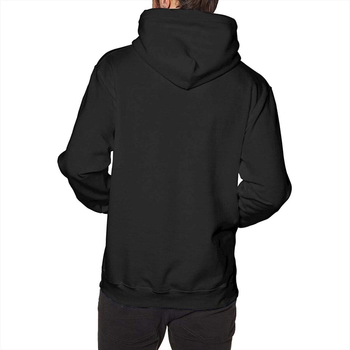 TRIOEPU Shroud Long Sleeve Pullover Hoodies Casual Light Hooded Sweatshirt