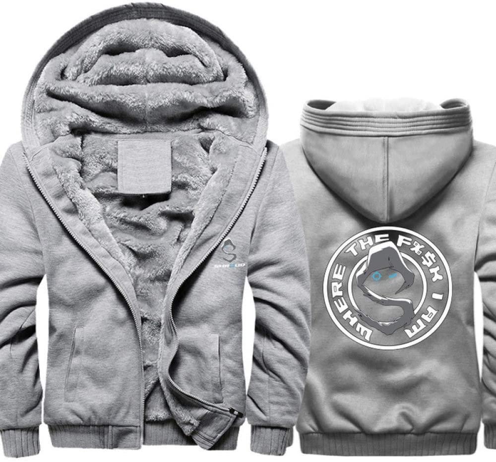 YaNanHome Keep Warm Sweatshirt,The New Hot Style Long-Sleeved Top,Hoodies,Pocket Pullover,Shroud Plush Coat