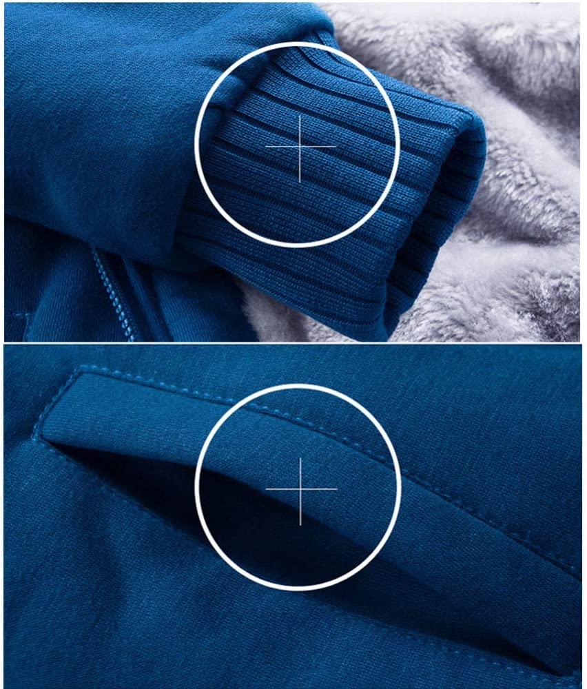 YaNanHome Keep Warm Sweatshirt,Anime Digital Printing Hoodie,Pocket Pullover,The Same Style for Men and Women,Shroud Plush Coat